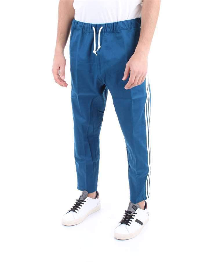 ADIDAS Trousers Marine blue