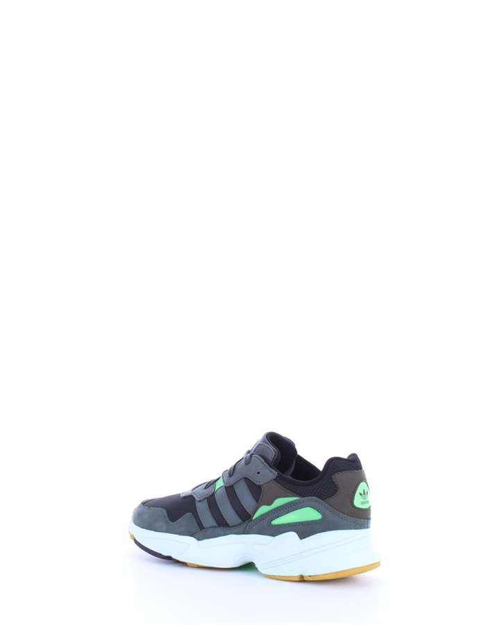 ADIDAS Sneakers Grey green
