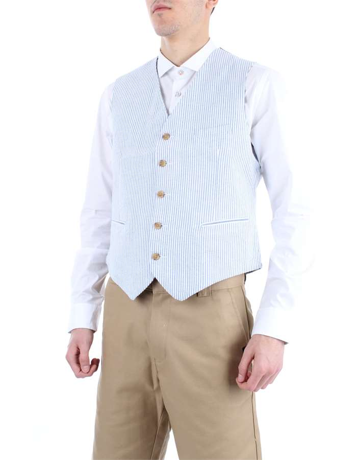 ALLEY DOCKS vest Rigato