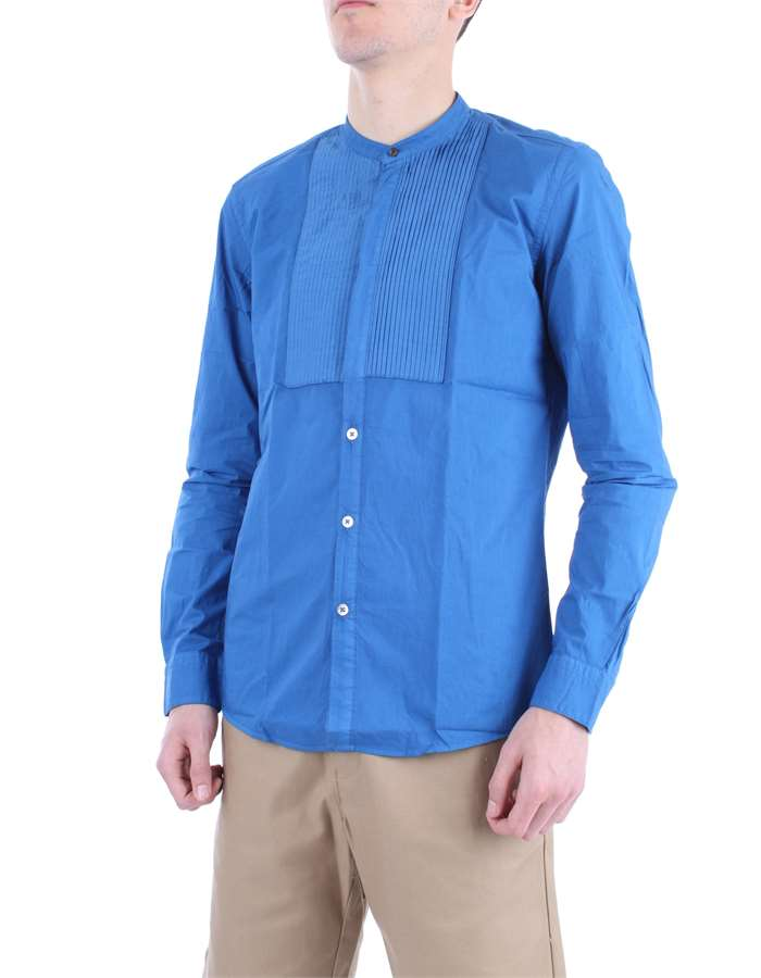 ALLEY DOCKS Shirt Bluette