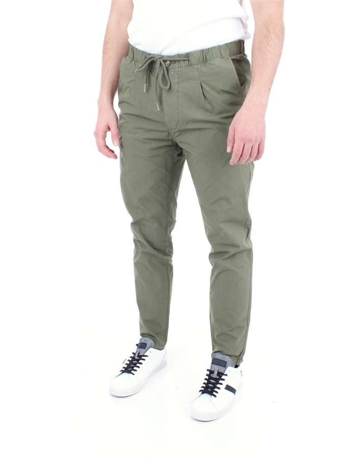 ALLEY DOCKS Trousers Green
