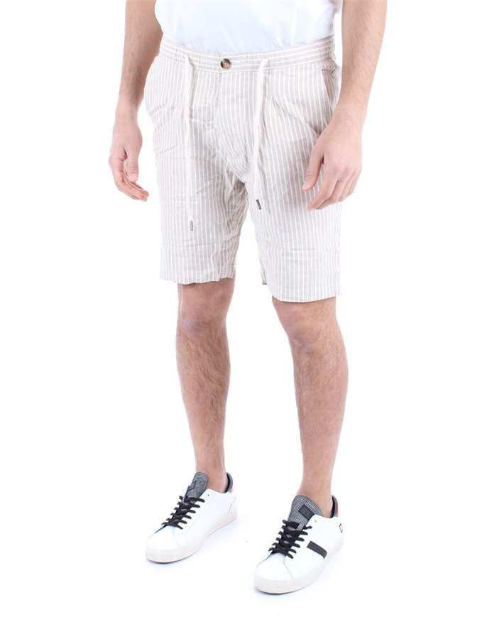 ALLEY DOCKS Shorts Beige