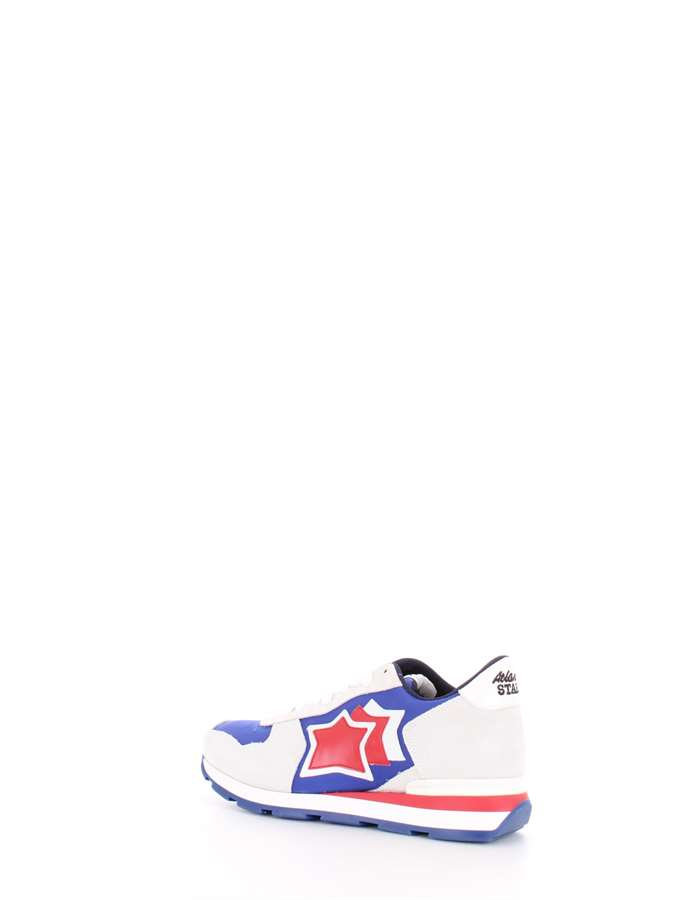 ATLANTIC STARS Sneakers Bianco royal