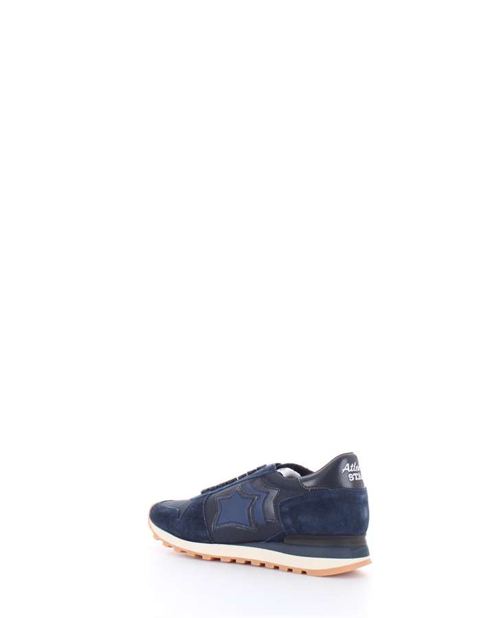 ATLANTIC STARS Sneakers Blu