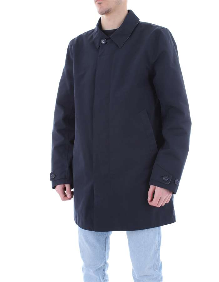 BARBOUR Trench Blue