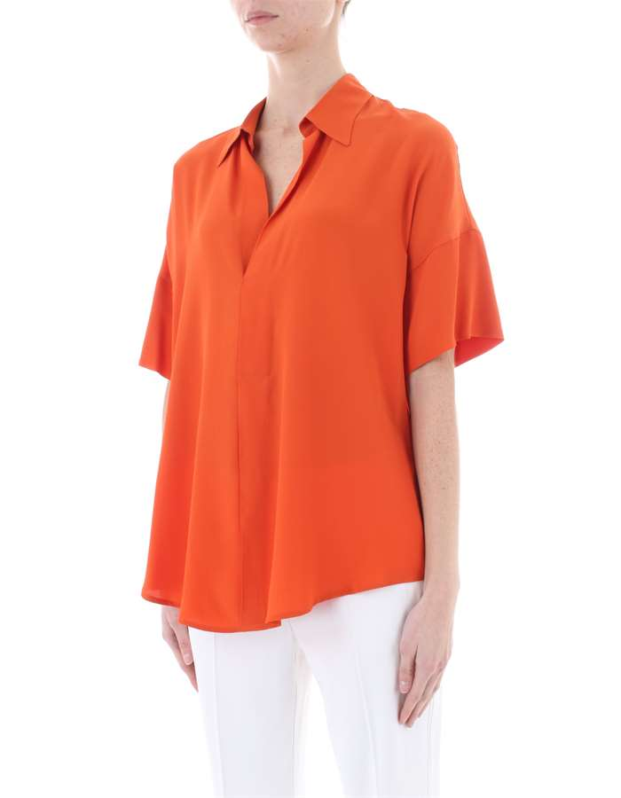 BEATRICE B Blouse Orange