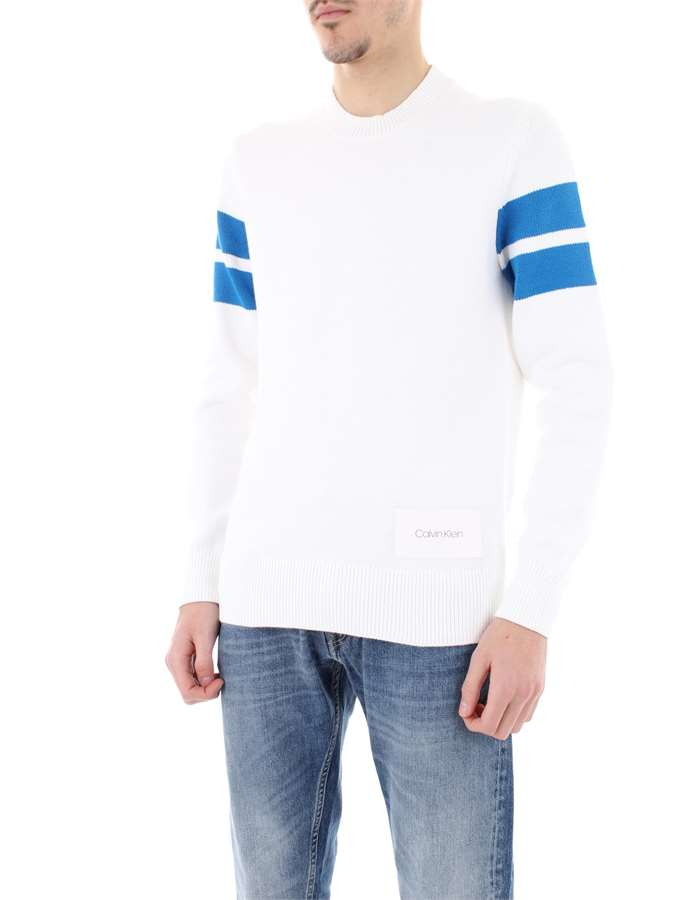 CALVIN KLEIN Sweater White