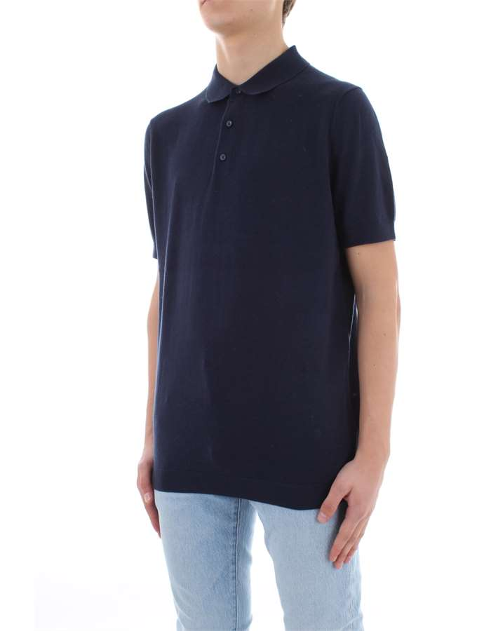 CALVIN KLEIN Polo shirt Blue