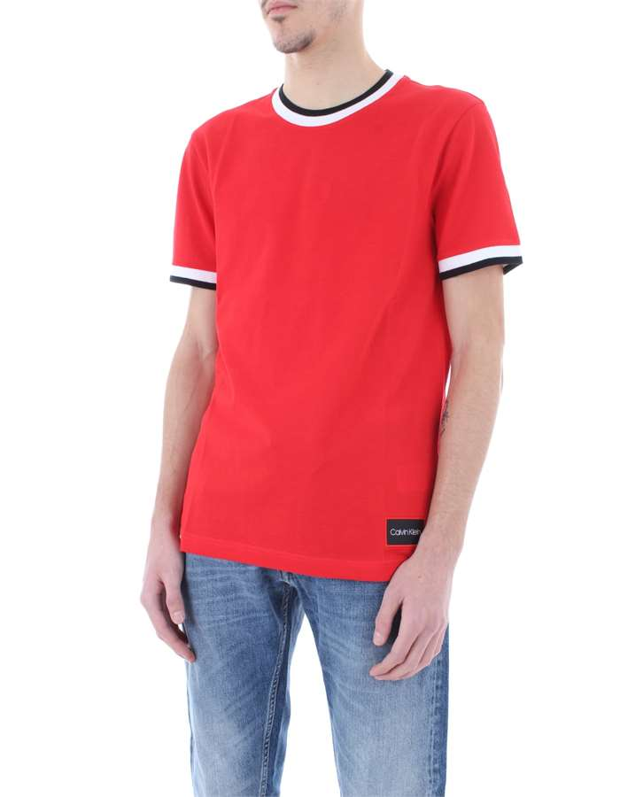 CALVIN KLEIN T-shirt Red