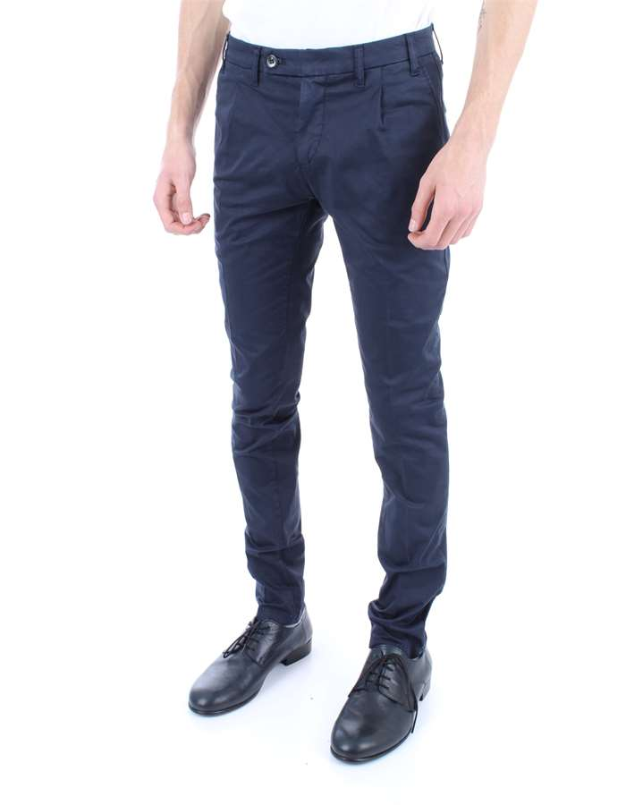CF 12 MILANO Trousers Blue
