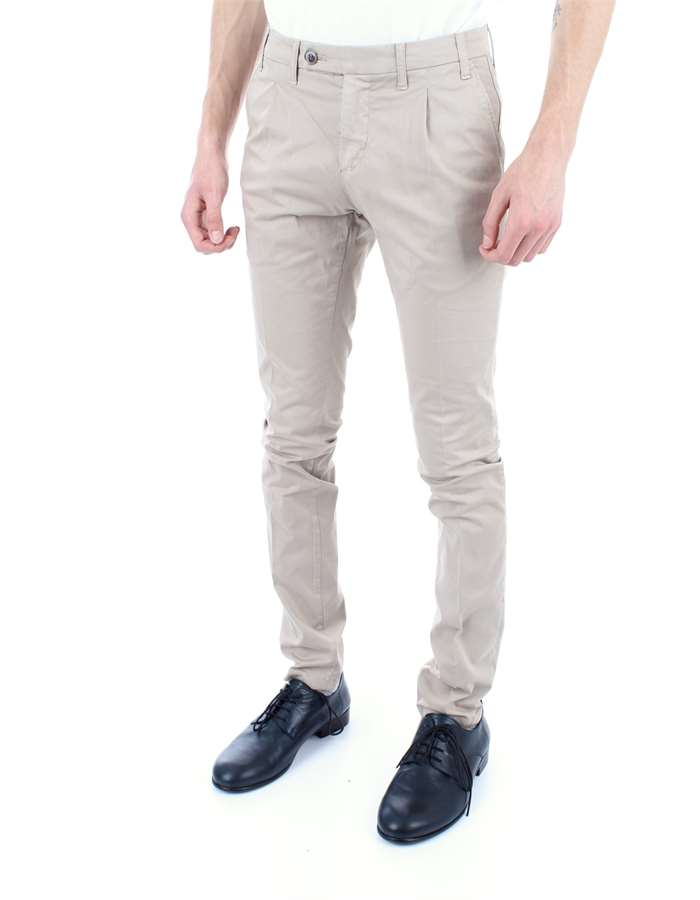 CF 12 MILANO Trousers Sand