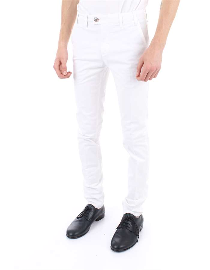 CF 12 MILANO Trousers White