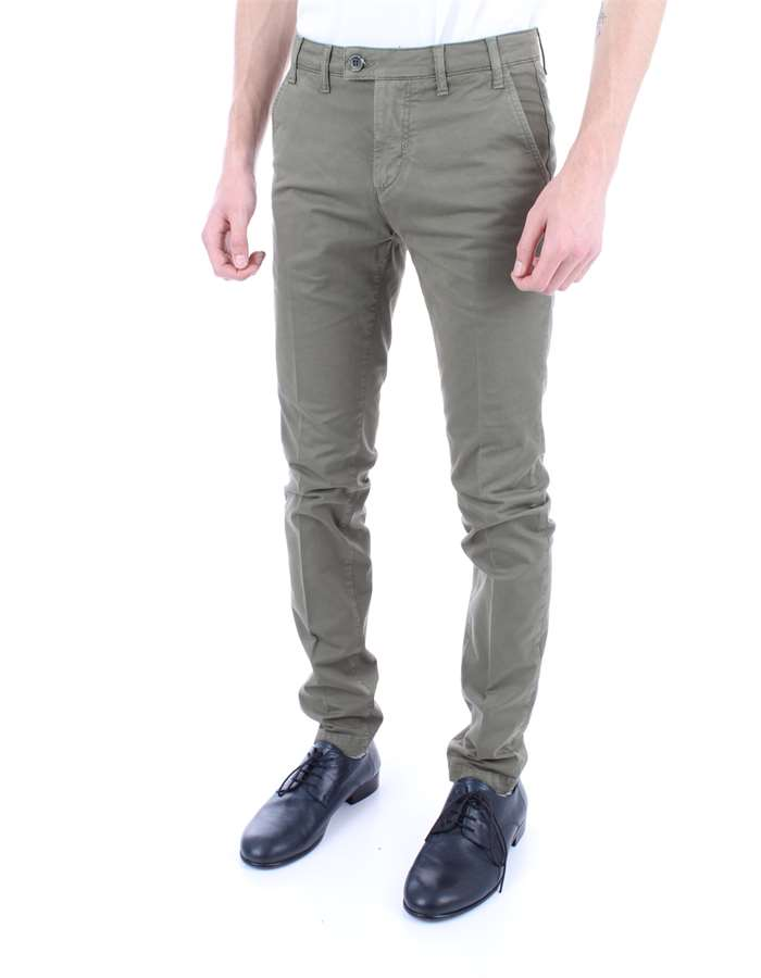 CF 12 MILANO Trousers Military
