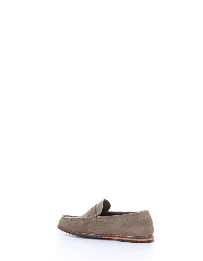 CLARKS Loafers Olive