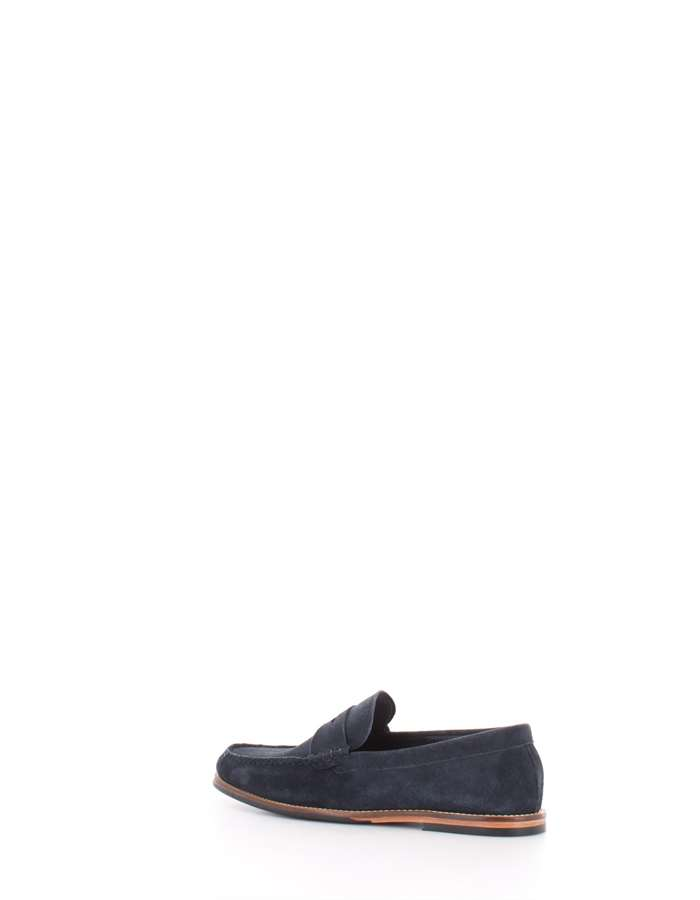 CLARKS Loafers Blue