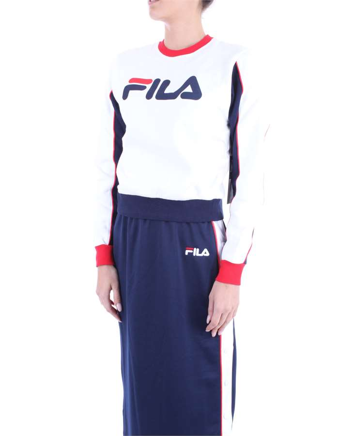 FILA Sweatshirt white