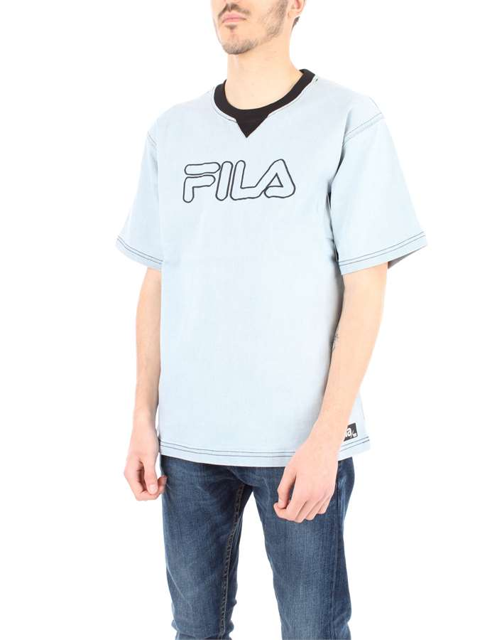 FILA T-shirt Denim