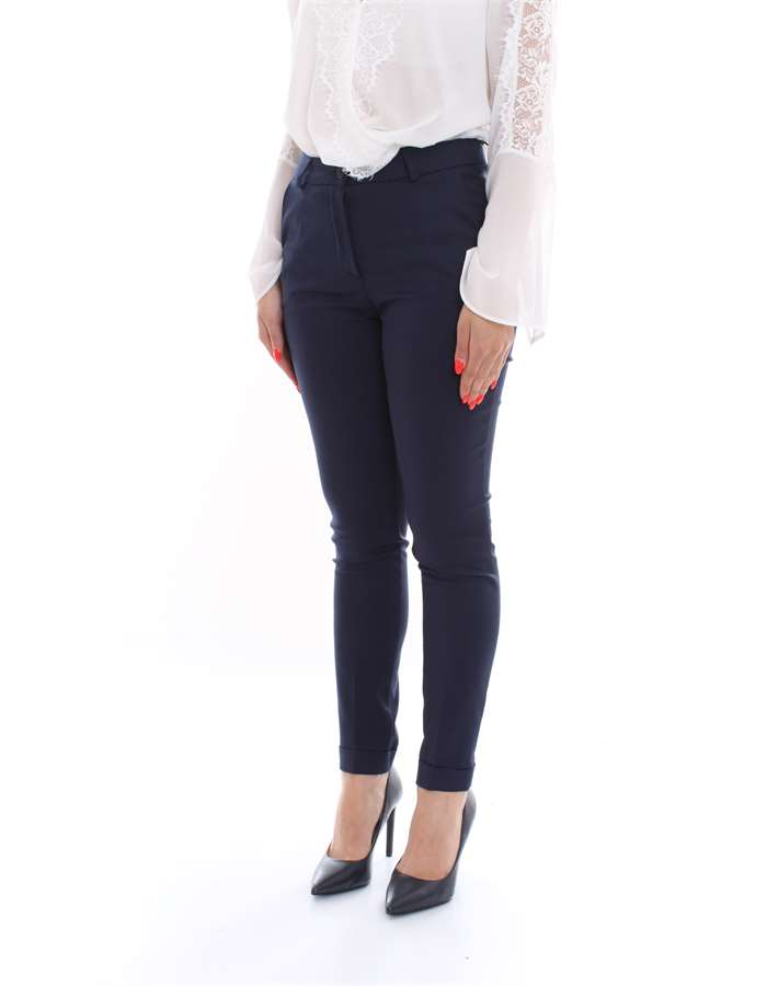 H2O Trousers Navy blue