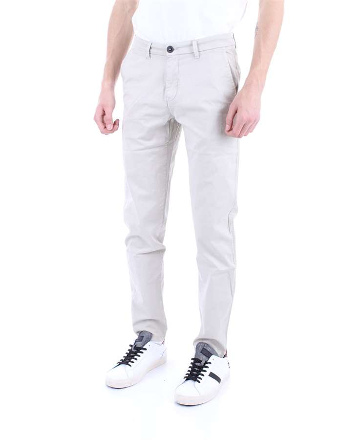 IMPURE Trousers Light grey