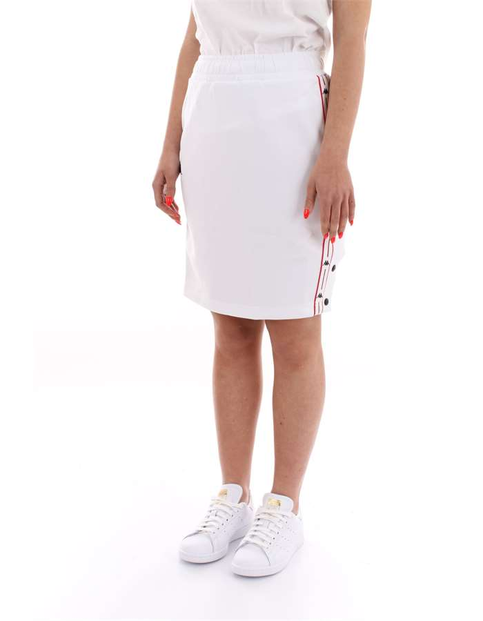 KAPPA Skirt White