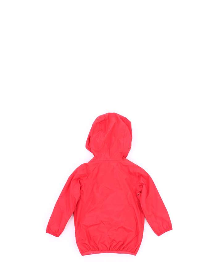 KWAY Coat Red