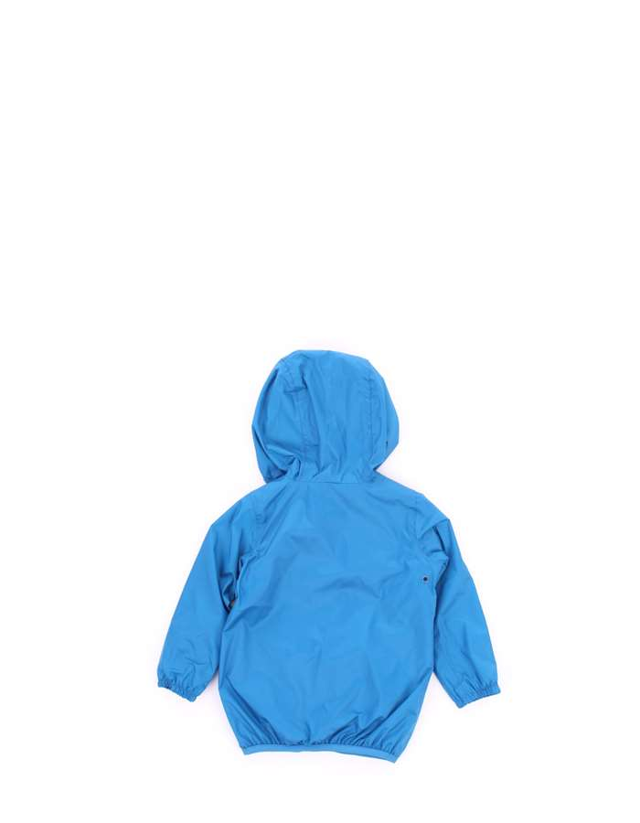 KWAY Coat Blue aviation