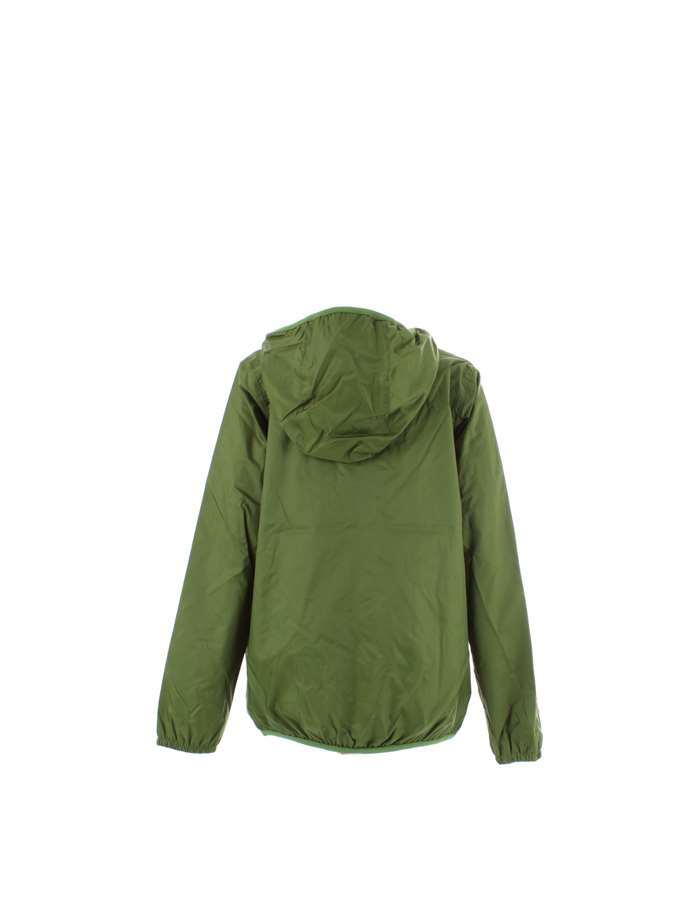 KWAY Coat Green cactus