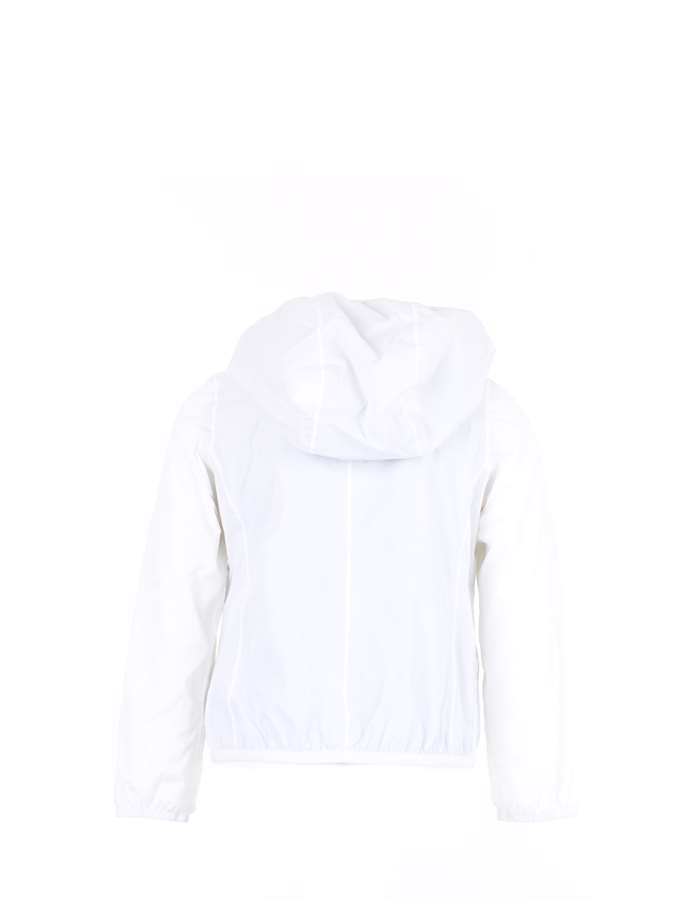 KWAY Coat White