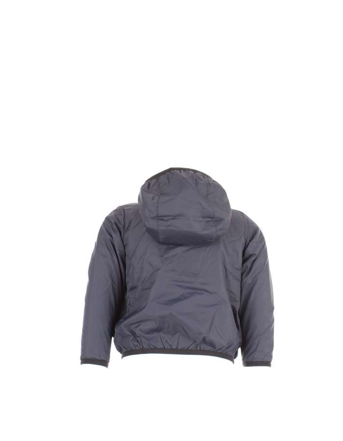 KWAY Coat Blue depth