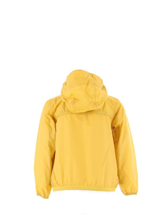 KWAY Coat Yellow
