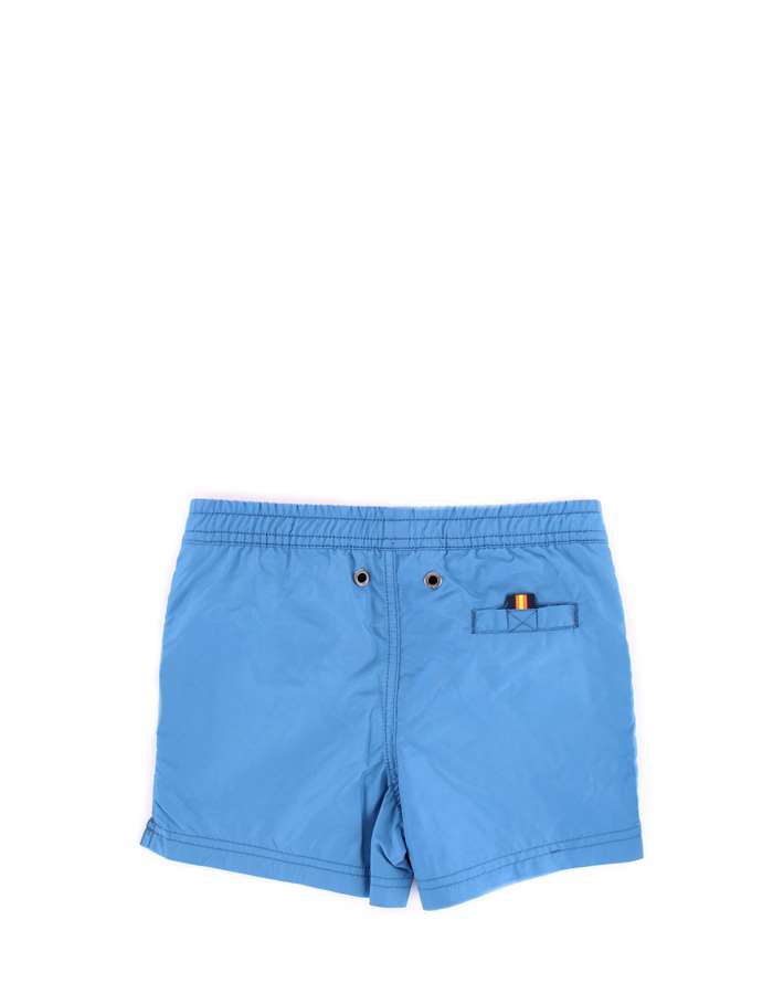 KWAY Swimsuit Blue aviation