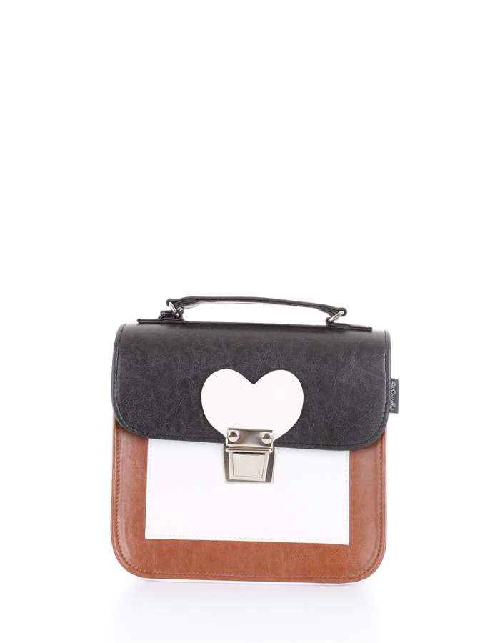 LA CARTELLA Accessori Donna Borsa Multicolor MINI LOVE