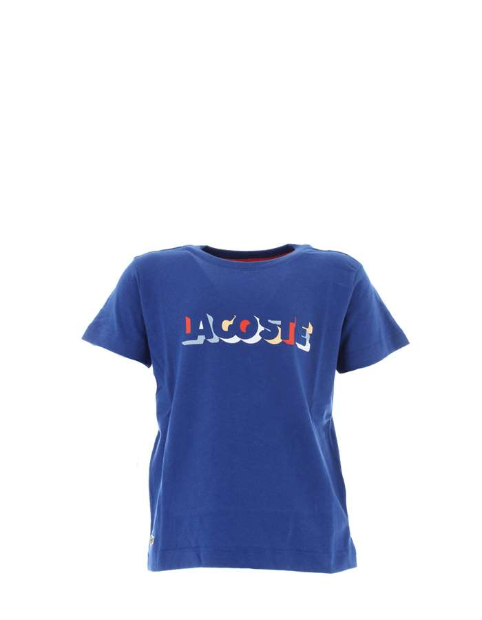 LACOSTE T-shirt Royal