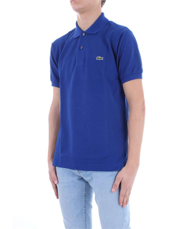 LACOSTE Polo shirt Royal