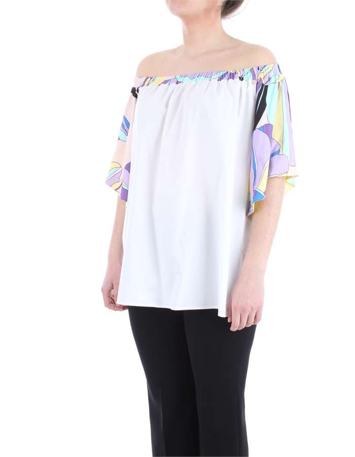 LAFTY LIE Blouse White