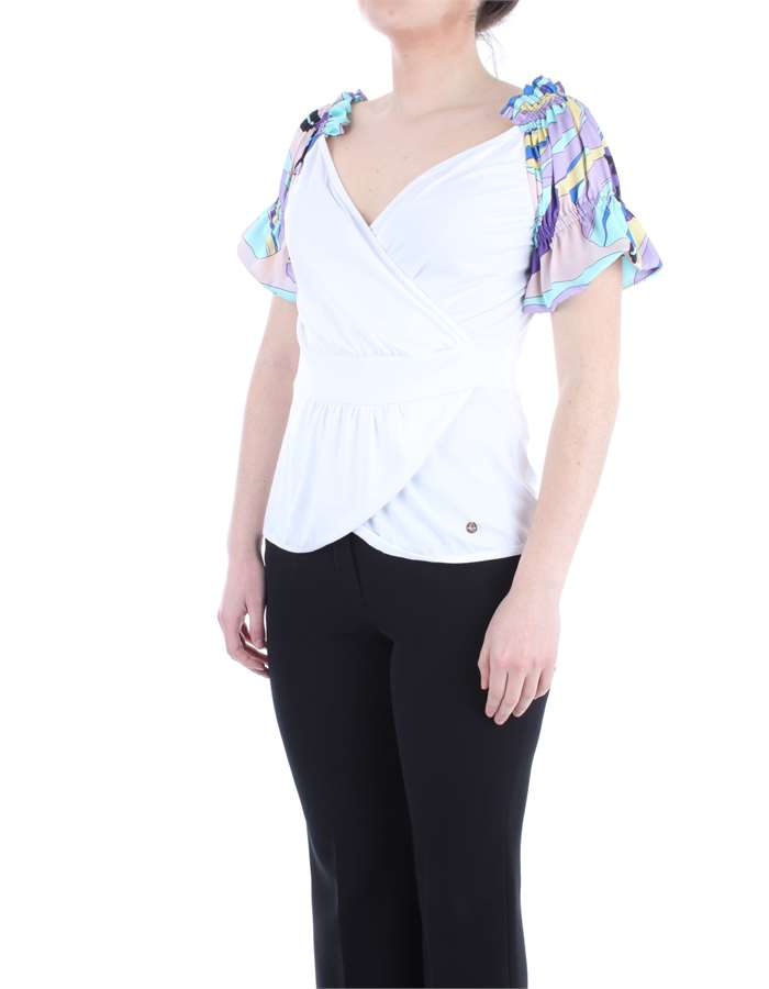 LAFTY LIE Top White