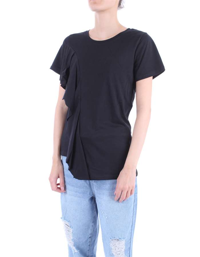 MOLLY BRACKEN T-shirt Black