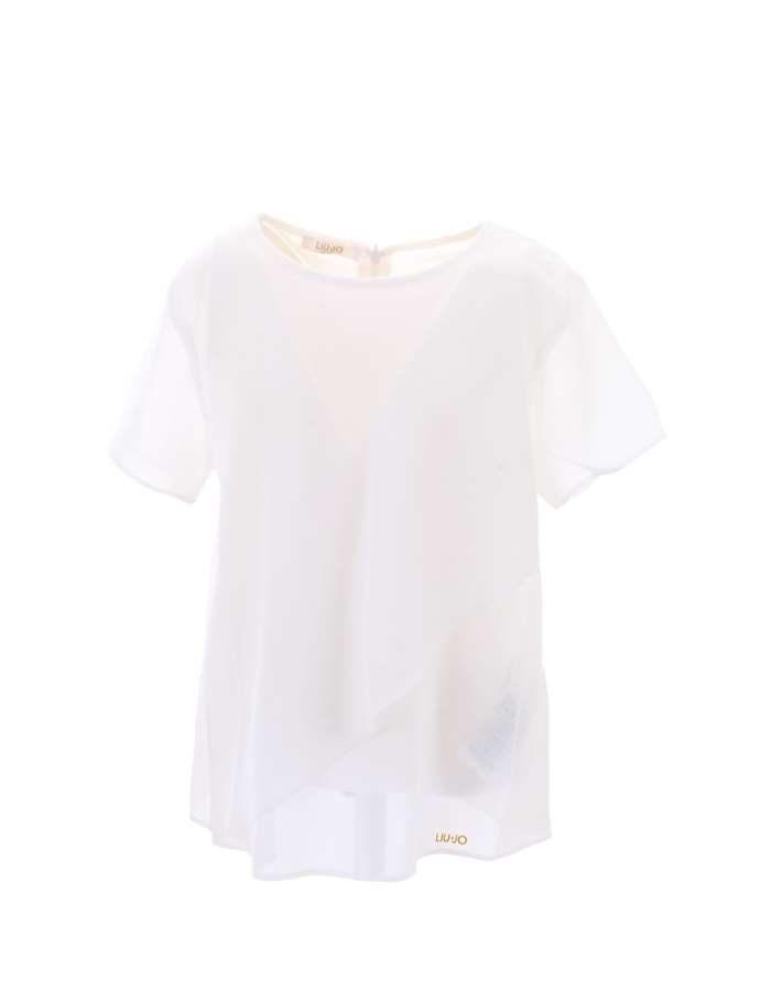 LIU JO Blouse white