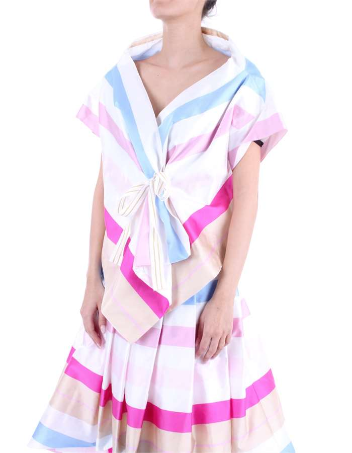 MANILA GRACE Dress Rigata