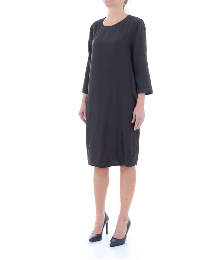 MANILA GRACE Dress Black
