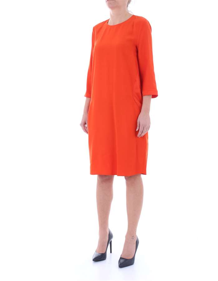 MANILA GRACE Dress Orange