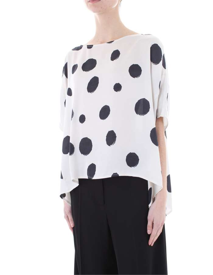 MANILA GRACE Blouse white