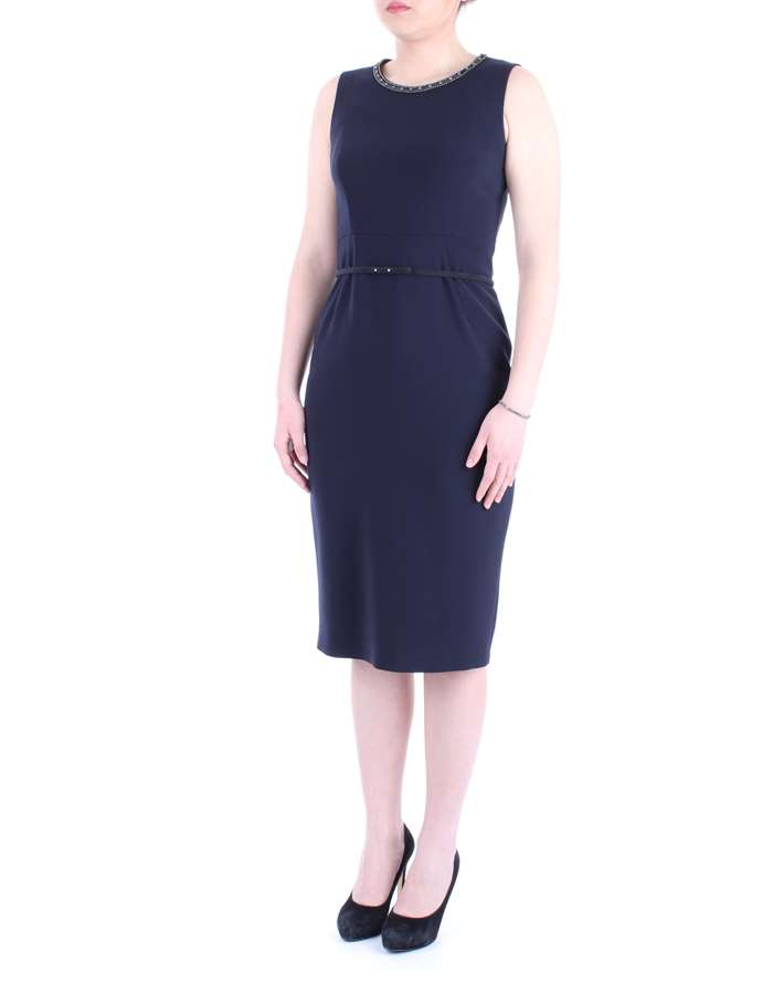 MAX MARA Dress Blue