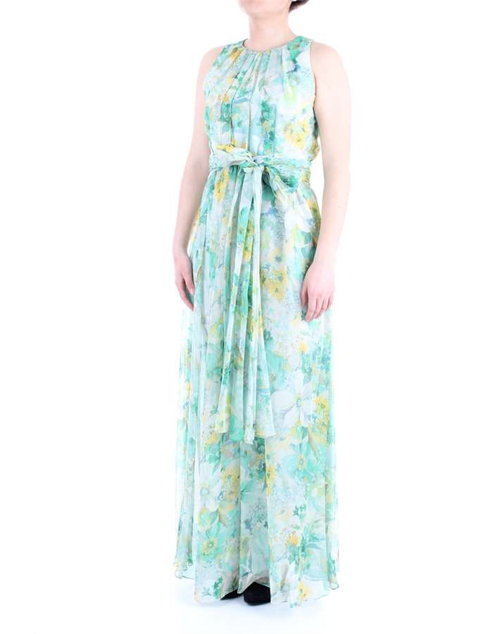 MAX MARA Dress Turquoise water