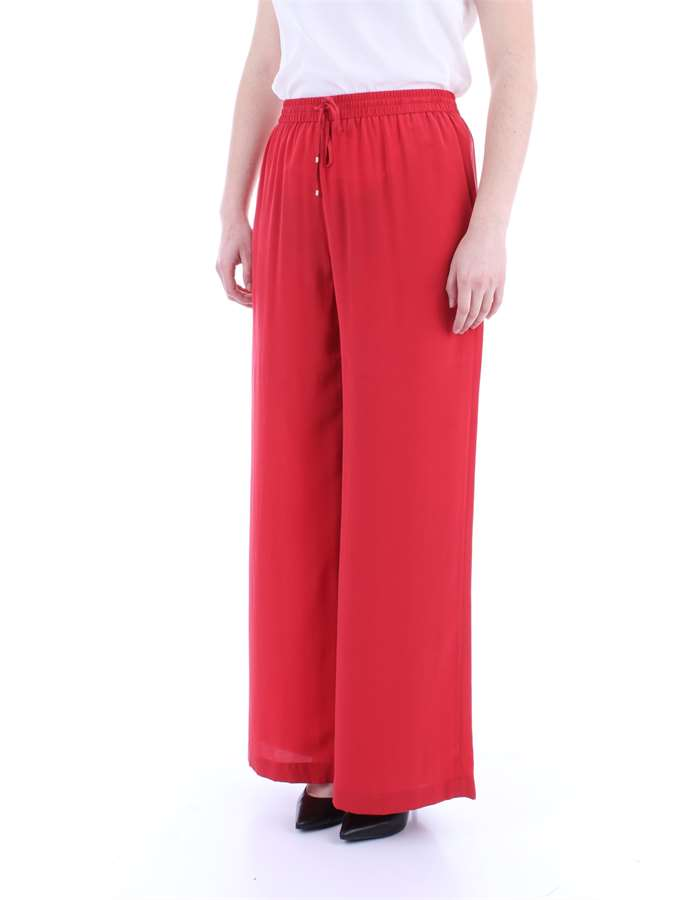 MAX MARA Trousers Red