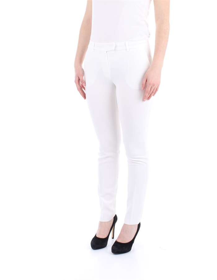 MAX MARA Trousers White