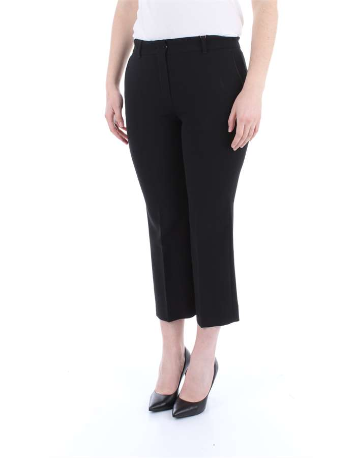 MAX MARA Trousers Black
