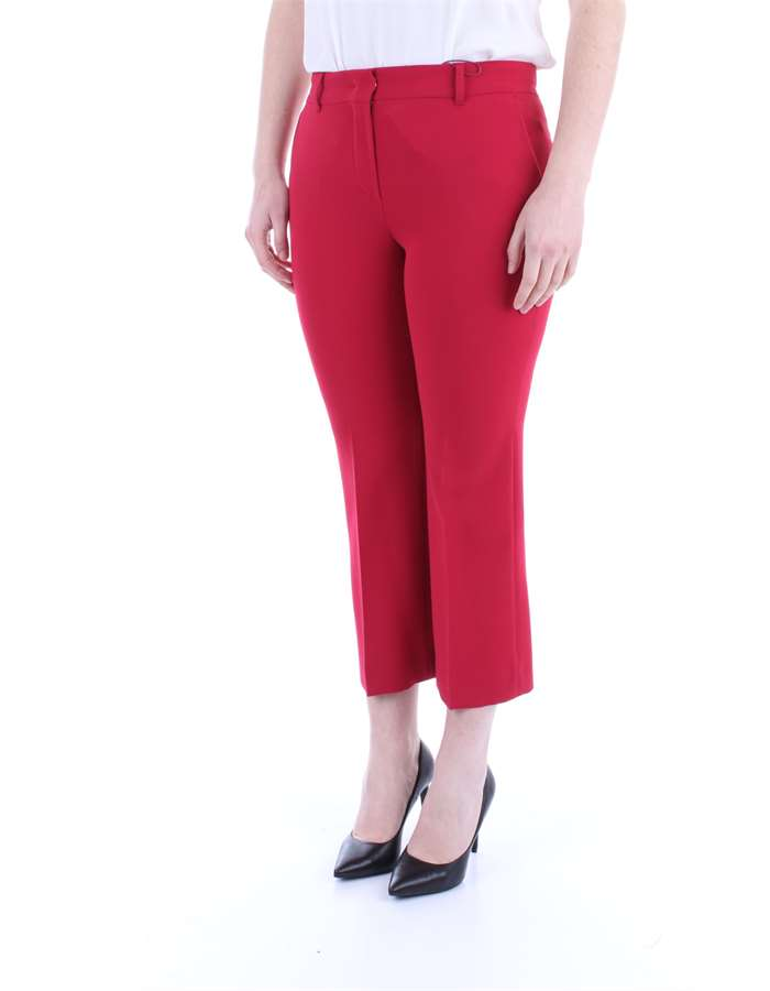 MAX MARA Trousers Ruby