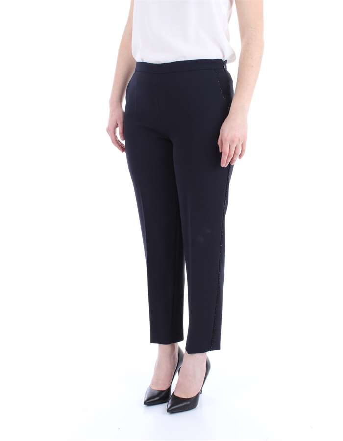 MAX MARA Trousers Blue