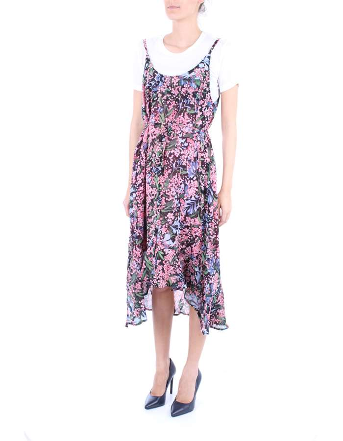 MOLLY BRACKEN Dress Rose